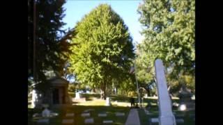 PSB7 Spirit Box at Crown Hill Cemetery