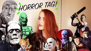 Horror Talk - ★THE HORROR TAG★