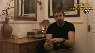 Wexford Paranormal Video Blog #4 - Temperature Equipment