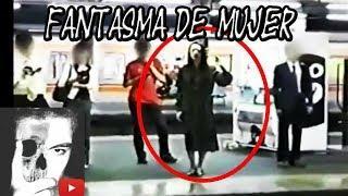 ¡¡Fantasma de mujer SUICIDA en JAPÓN!!
