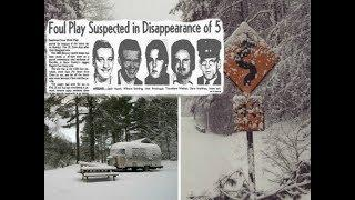 The American Dyatlov Pass Case | Strange Deaths of 5 Men | True Crime, Real Story