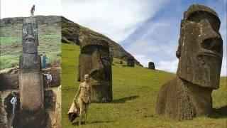 EASTER ISLAND AND THE ANCIENT ALIEN CONNECTION