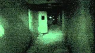 Demonic Growl In Haunted Insane Asylum