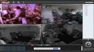 Steves-Haunted-Home: 4 Cam DVR/CCTV live Streaming while Sleeping.(CHAT OFF)