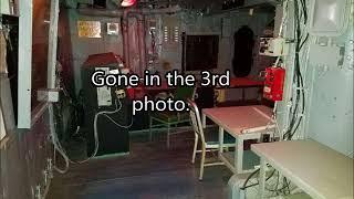 Battleship U.S.S. Iowa Anomaly