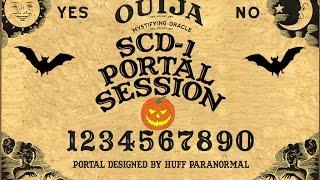 "My first SCD-1 ""Portal"" session."