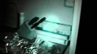 REAL Poltergeist Footage Caught On 3 Video Cameras. Camera 2