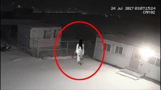 Is it Demonic Possession? Real Paranormal Activity Caught On CCTV Camera !!