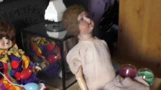 The Haunted Doll |  Paranormal Activity Caught On Tape? | DAY 0