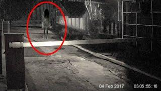 Mysterious Activities Of Ghost Caught On CCTV Camera!! Ghost Sightings