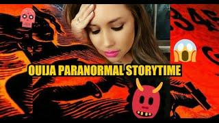OUIJA/SLEEP PARALYSIS l PARANORMAL STORYTIME (PART 1)