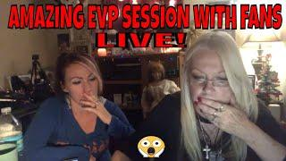 "Live with Heather and ""EVPS""!"