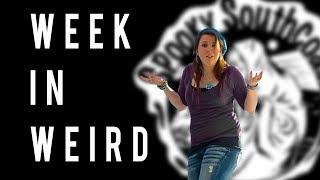 Week in Weird: Black Rings, Egyptian Priests and Fish Tongue Parasites
