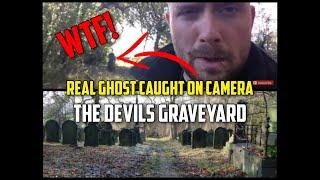 The Worlds Most HAUNTED Graveyard | This Place Is SCARY As Hell | DEMONIC Entity Caught On Camera