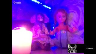 evil gypsy doll testing waters