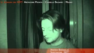 GHT - Indagine Abitazione Privata Cinisello Balsamo Milano - I Risultati