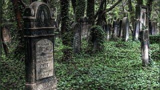 Exploring Extremely Haunted Cemetery Crazy Real Poltergeist
