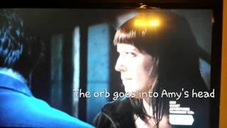 Dead Files - Orb goes into Amy's head