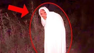 7 Espeluznantes Demonios Reales Captado en Video