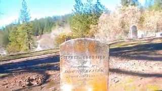 "Volcano Methodist Cemetery - Part 2 ""The Oldest Interment"""