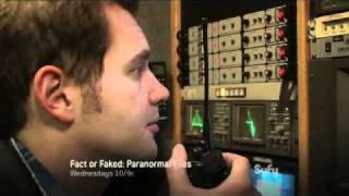 """Fact or Faked: Paranormal Files-- """"Playground Poltergeist/Alien Intruder"""""""