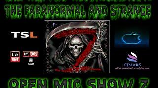 HALF PAST DEAD PARANORMAL RADIO OPEN MIC 7