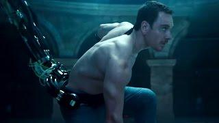 Assassin's Creed - Official International Trailer | Michael Fassbender