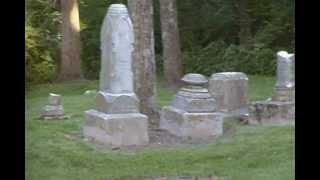 Witches Circle Legend - Sharps Cemetery