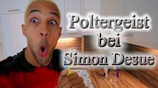 Hoax? - Poltergeist bei Simon Desue
