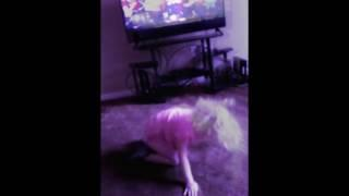 3 Year Old Break Dancing!