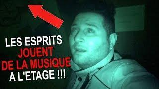 SEUL DANS LA MAISON LA PLUS HANTÉE DE FRANCE ! (Chasseur de Fantômes) [Exploration Nocturne] URBEX