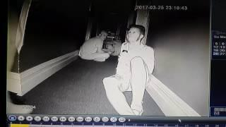 Ghost Hunting Gone Wrong