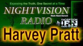 Harvey Pratt - The Folklore of Bigfoot - NightVision Radio