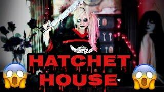 HATCHET HOUSE! | SCARY URBAN LEGEND!