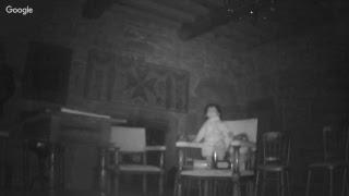 HAUNTED ANGELA  DOLL LIVE AT PENGERSICK CASTLE ((((AS SEEN ON TV)))