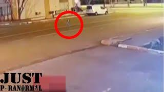 Paranormal Creature CAUGHT ON TAPE | Just Paranormal