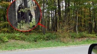 Man says Bigfoot lives in backyard