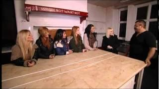 The Saturdays - Ghost Hunting With The Saturdays (Part 1) - 9th November 2010