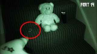 GHOST CAUGHT MOVING TOYS - Real Paranormal Activity Part 14