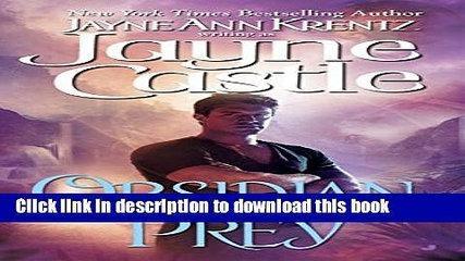 [Read PDF] Obsidian Prey (Ghost Hunters, Book 6)  Full EBook