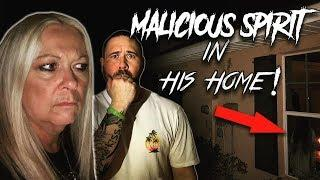 "THEY'RE MAD HE MOVED OUT! """"PARANORMAL ACTIVITY CAUGHT ON CAMERA""""!!"