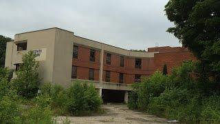 Haunted Abandoned Hospital Explored