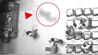 Chilling CCTV Footage | Real Ghost Videos Caught On Tape | Scary Videos | CCTV Ghost Videos