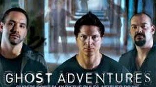 Ghost Adventures S05E05 Lizzie Borden House