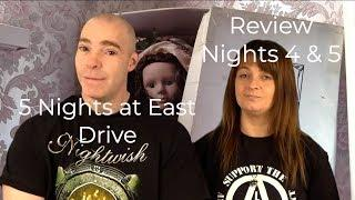 Review - 5 Nights at East Drive - Part 2