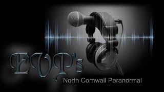 EVP 1 Disembodied voice from Paranormal Investigation