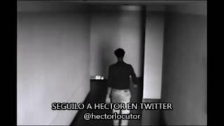HOMBRE SOMBRA ATACA Y ES GRABADO!