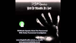 Derby Paranormal Investigators on PSH Radio - 11.04.15