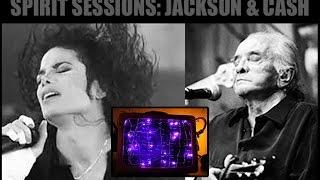 SPIRIT SESSION: JOHNNY CASH & MICHAEL JACKSON - Huff Wonder Box