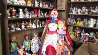 Clown Motel Interview, Tonopah NV